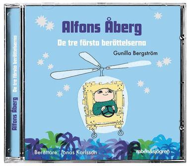 bokomslag Alfons Åberg : De tre första berättelserna