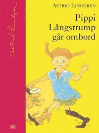 bokomslag Pippi Långstrump går ombord