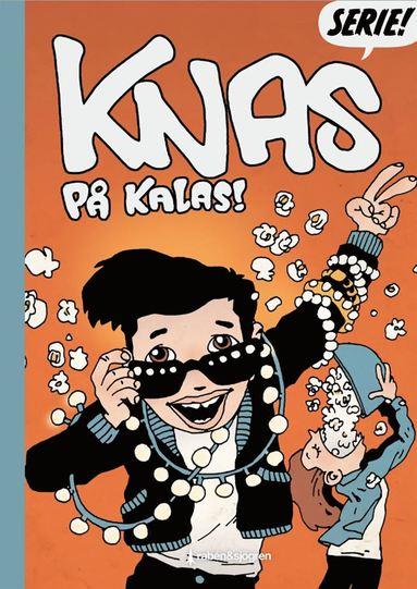 bokomslag Knas på kalas!