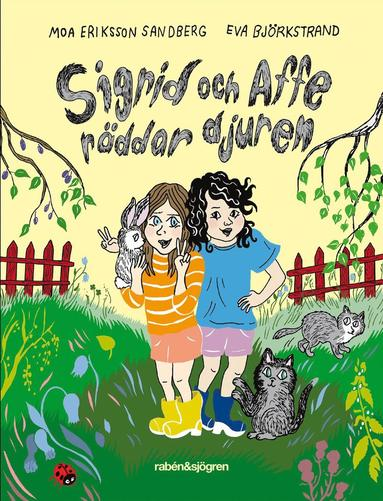 bokomslag Sigrid & Affe räddar djuren