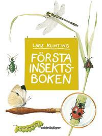 bokomslag Första insektsboken
