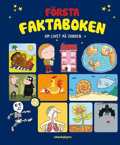 bokomslag Första faktaboken : om livet på jorden