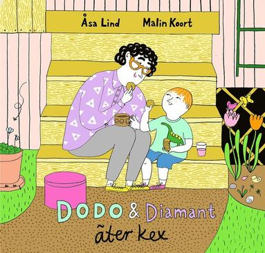bokomslag Dodo & Diamant äter kex