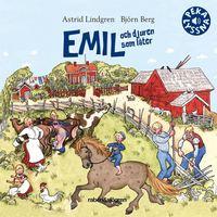 bokomslag Emil och djuren som låter