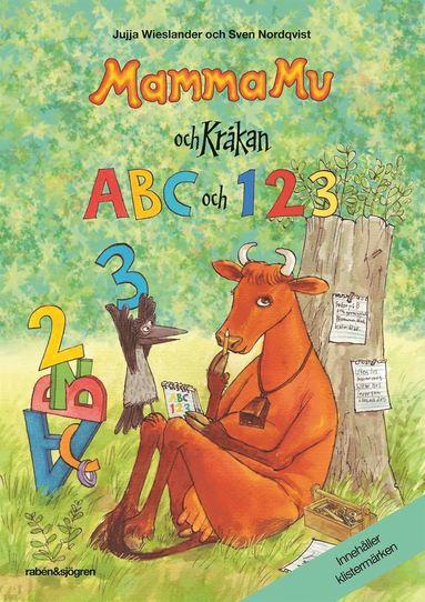 bokomslag Mamma Mu ABC och 123