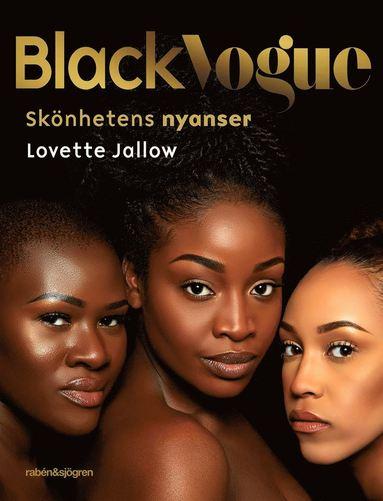 bokomslag Black Vogue : skönhetens nyanser