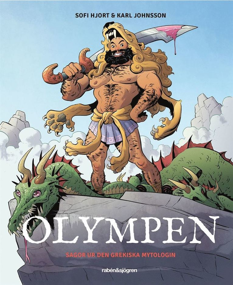 Olympen : sagor ur den grekiska mytologin 1