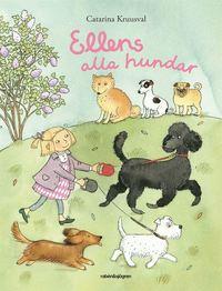 bokomslag Ellens alla hundar