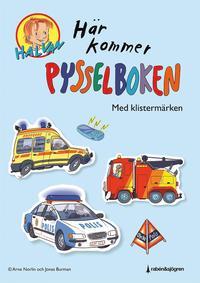 bokomslag Här kommer pysselboken, 1-2-3 : Med klistermärken