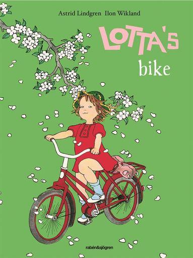 bokomslag Lotta's bike