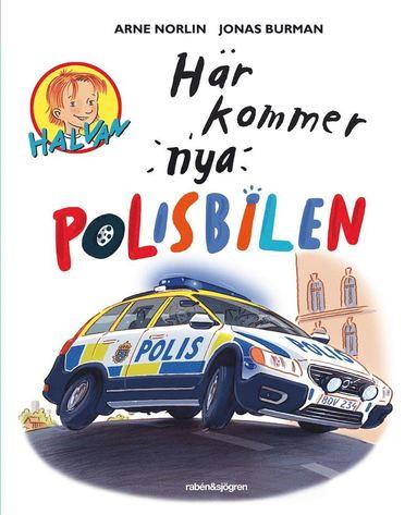 bokomslag Här kommer nya polisbilen