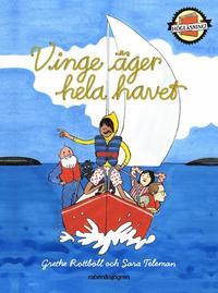 bokomslag Vinge äger hela havet