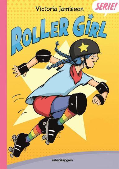 bokomslag Roller girl