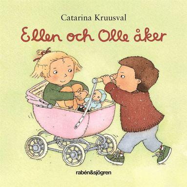bokomslag Ellen och Olle åker