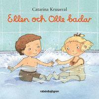 bokomslag Ellen och Olle badar