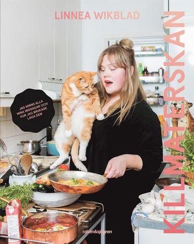 bokomslag Killmaterskan : en kokbok för dig som har ett kök