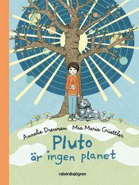 bokomslag Pluto är ingen planet