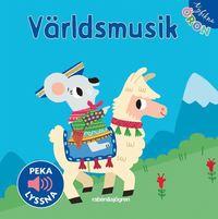 bokomslag Världsmusik - Peka, lyssna