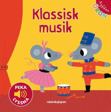 bokomslag Klassisk musik - Peka, lyssna