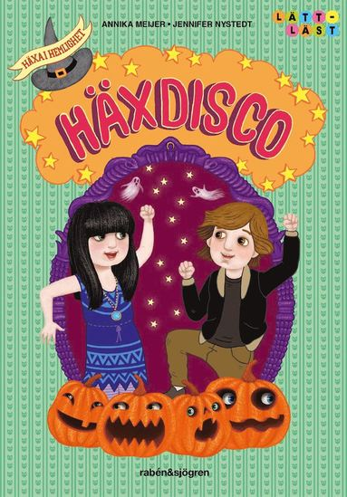 bokomslag Häxdisco