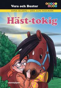 bokomslag Vera & Buster. 4, Häst-tokig