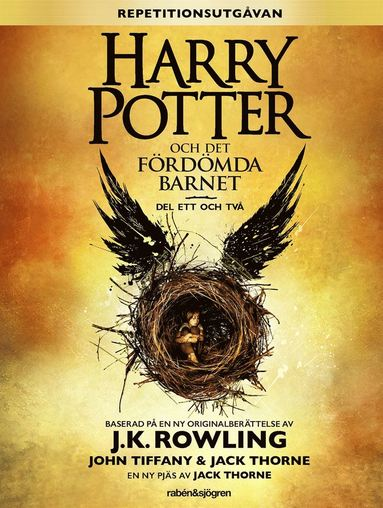 bokomslag Harry Potter och det fördömda barnet. Del ett och två
