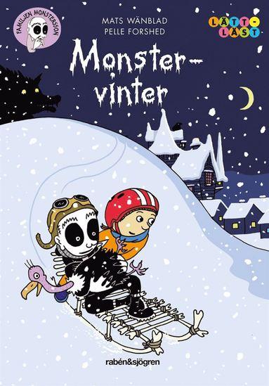 bokomslag Familjen Monstersson. Monstervinter