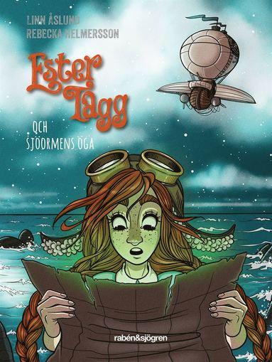 bokomslag Ester Tagg och Sjöormens öga