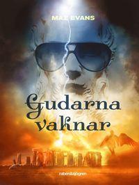 bokomslag Gudarna vaknar
