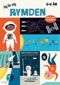 bokomslag Jag lär mig rymden