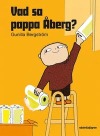 bokomslag Vad sa pappa Åberg?