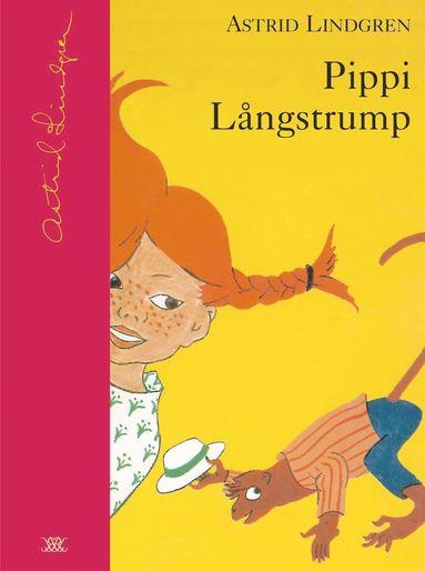 bokomslag Pippi Långstrump