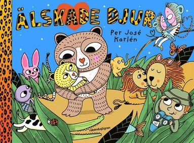 bokomslag Älskade djur