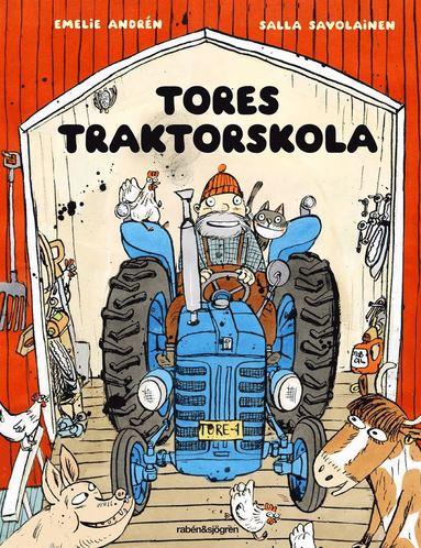 bokomslag Tores traktorskola
