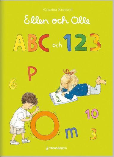 bokomslag Ellen och Olle ABC och 123