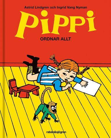 bokomslag Pippi ordnar allt