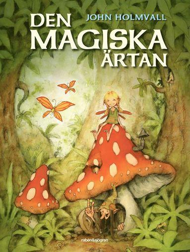 bokomslag Den magiska ärtan