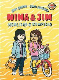 bokomslag Nina & Jim. Hemlisar & kompisar