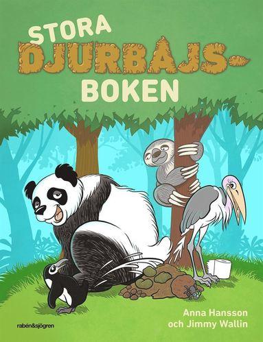 bokomslag Stora djurbajsboken