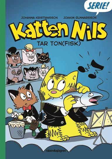 bokomslag Katten Nils tar sig ton(fisk)