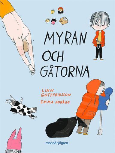 bokomslag Myran och gåtorna