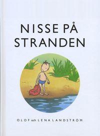 bokomslag Nisse på stranden
