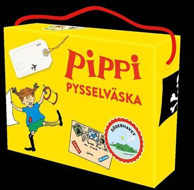 bokomslag Pippi pysselväska