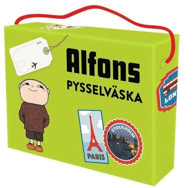 bokomslag Alfons pysselväska