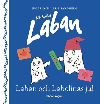 bokomslag Lilla spöket Laban. Labans och Labolinas jul