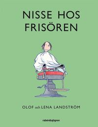 bokomslag Nisse hos frisören