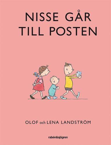 bokomslag Nisse går till posten