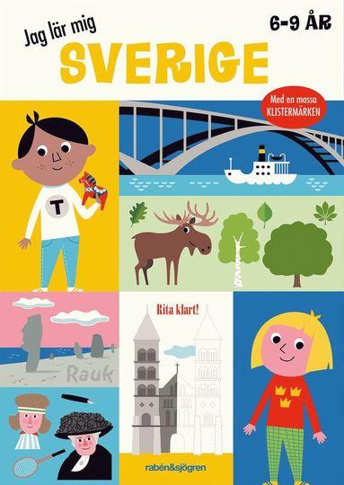 bokomslag Jag lär mig Sverige