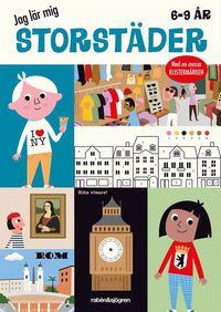 bokomslag Jag lär mig storstäder