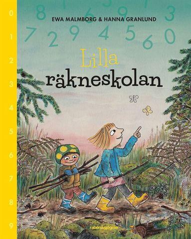 bokomslag Lilla räkneskolan